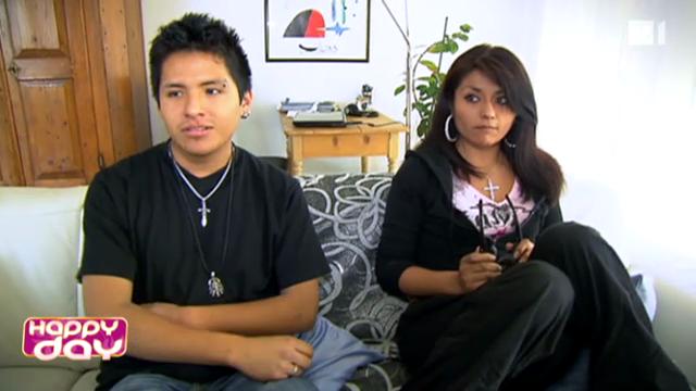 Alans Suche nach der leiblichen Familie in Peru