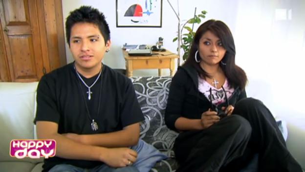 Video «Alans Suche nach der leiblichen Familie in Peru» abspielen