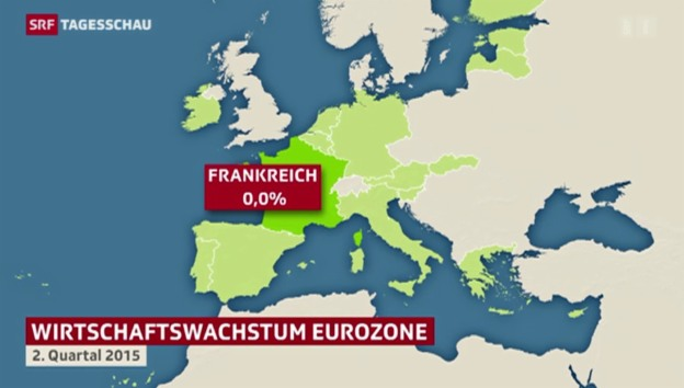 Video «Schwächelnde Eurozone» abspielen