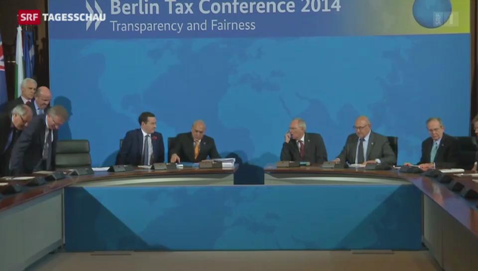 Im Eiltempo gegen Steuerhinterziehung