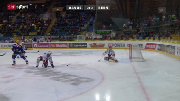 Video «Davos - Bern» abspielen