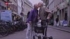 Video «Körperkontakt mit Fremden» abspielen