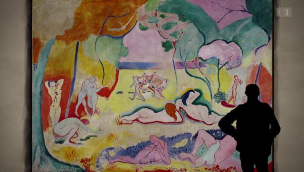 Video «Die Abenteurer der modernen Kunst: Die Zeit der Bohème» abspielen