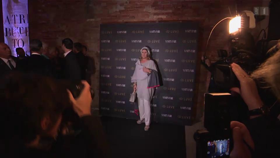 Ikone: Ursula Andress ist Muse für eine Luxus-Handtasche