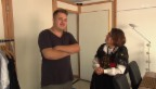 Video «Bendrit Bajra zieht in den «Fressbalken» Würenlos» abspielen