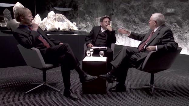 Video «Achtung, die Schweiz – von Morgarten zum Human Brain Project 1/3» abspielen
