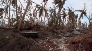 Video «Puerto Rico: Schleppender Wiederaufbau» abspielen