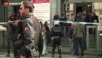 Video «Schiesserei in Mailänder Gericht» abspielen