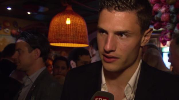 Video «Fabian Schär über den Meistertitel» abspielen