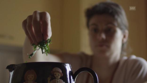 Video «Margrits Alpenküche: Salatsauce auf Vorrat» abspielen