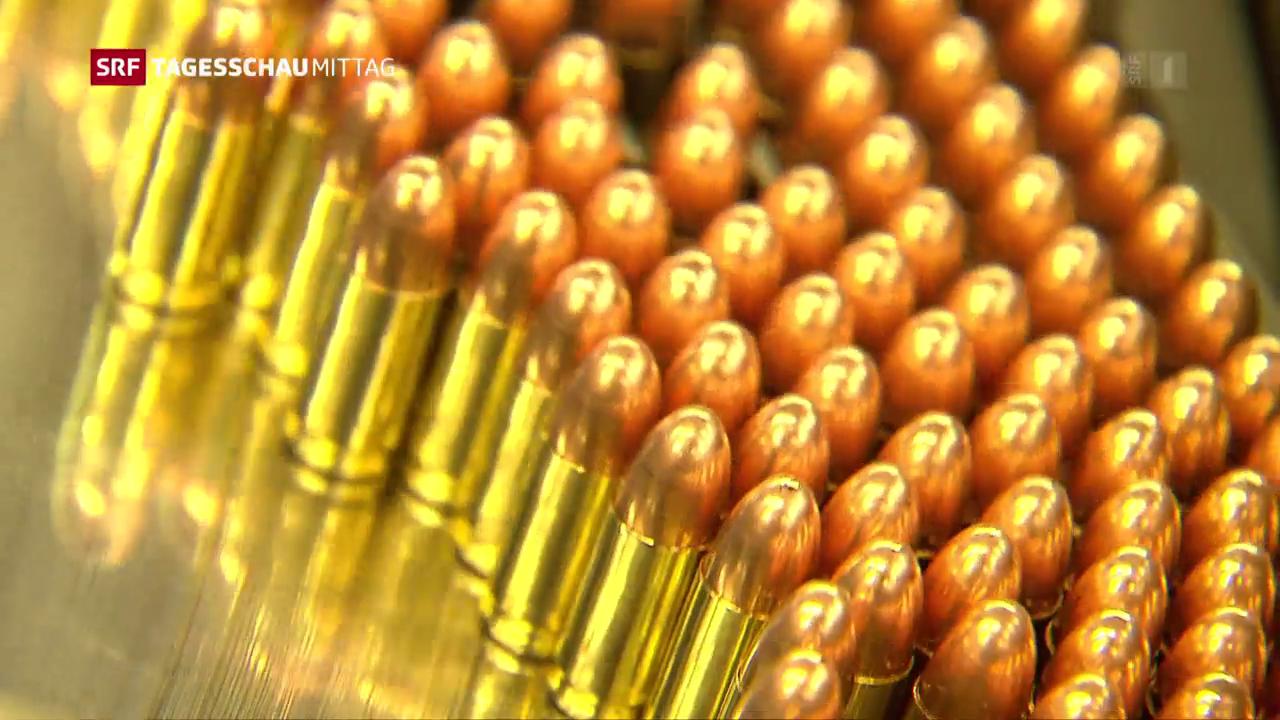 Rüstungsexporte steigen um acht Prozent