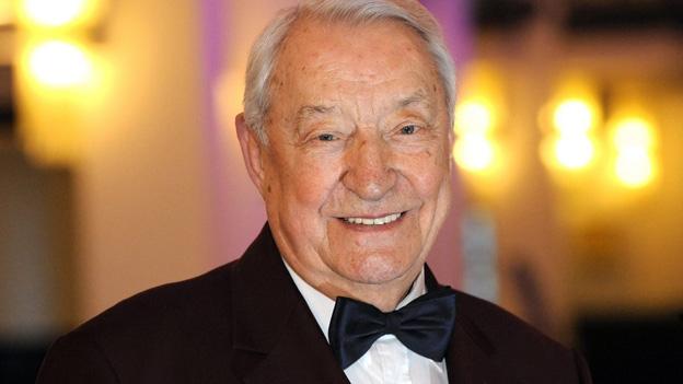 Swing-Legende Hugo Strasser