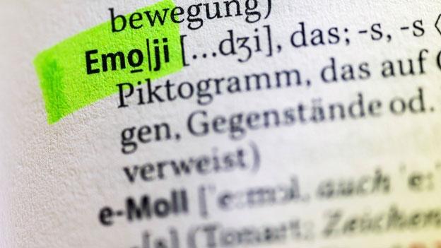 Wohin gehört das Emoji? – Gespräch mit Duden-Redaktorin Melanie Kunkel