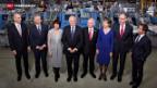 Video «Was das neue Bundesrats-Foto verrät» abspielen