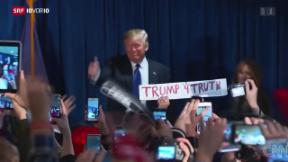 Video «FOKUS: Ein Wahlkampf mit falschen Karten» abspielen