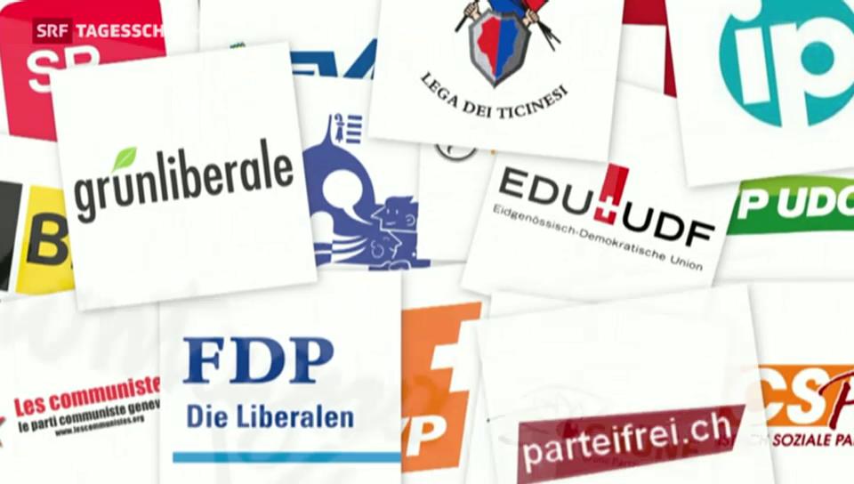 Kleinstparteien bei den Wahlen im Herbst