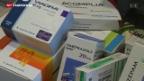 Video «Botox schluckt Viagra» abspielen