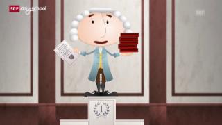 Video «Helveticus 2 – en français: Jean-Jacques Rousseau (7/26)» abspielen