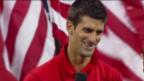 Video «Interview Novak Djokovic («sportlive»)» abspielen