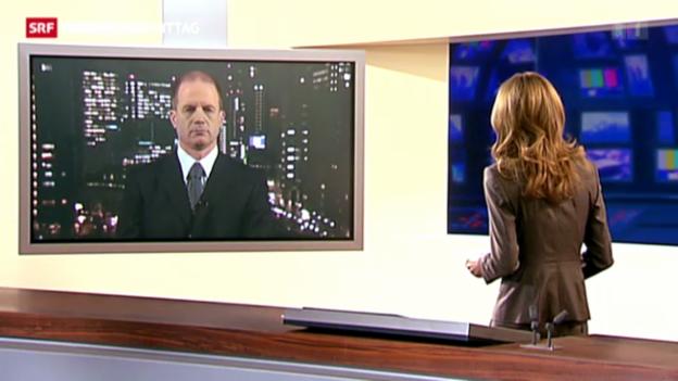 Video «Einschätzungen von Korrespondent Thomas Stalder» abspielen