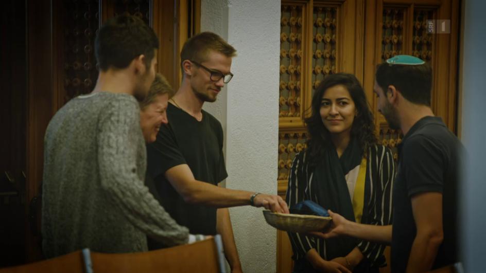 Video «WG der Religionen: Judentum» abspielen