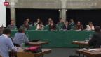 Video «Keine Diskussion um Gerigate in Baden» abspielen