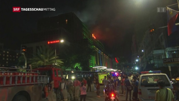 Video «Überfall in Casino fordert Dutzende Todesopfer» abspielen