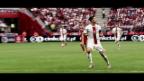 Video «Polens Robert Lewandowski im Porträt» abspielen