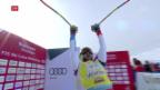 Video «Skicrosser Niederer triumphiert in Mals» abspielen