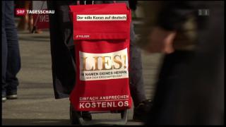 Video «Salafisten in der Schweiz» abspielen