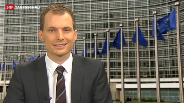 Jonas Projer zum weiteren Prozedere mit der EU