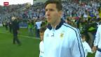 Video «Ein besonderes Spiel für Messi» abspielen