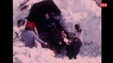 Laschar ir video «Lavurs da salvament ad Acla en la Cronica Grischuna 20.4.1975»
