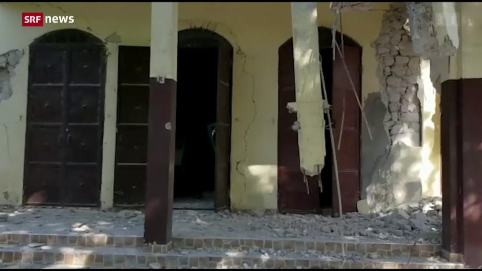 Aus dem Archiv: Haiti fürchtet eine doppelte Katastrophe