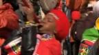 Video «Afro-Fussballtröte «Vuvuzela» im Suva-Lärmtest» abspielen