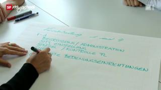 Video «Wirtschaft und Gesellschaft: Sich weiterbilden (7/12)» abspielen