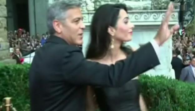 Video ««Love is in the Air»: George Clooneys Liebesgeständnis» abspielen