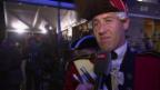 Video «Basel Tattoo: Die US-Präsidentengarde trommelt in Basel» abspielen