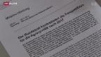 Video «Bundesrat mit Gegenvorschlag zur Ernährungssicherheits-Initiative» abspielen