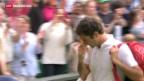Video «Was ist los mit Federer?» abspielen