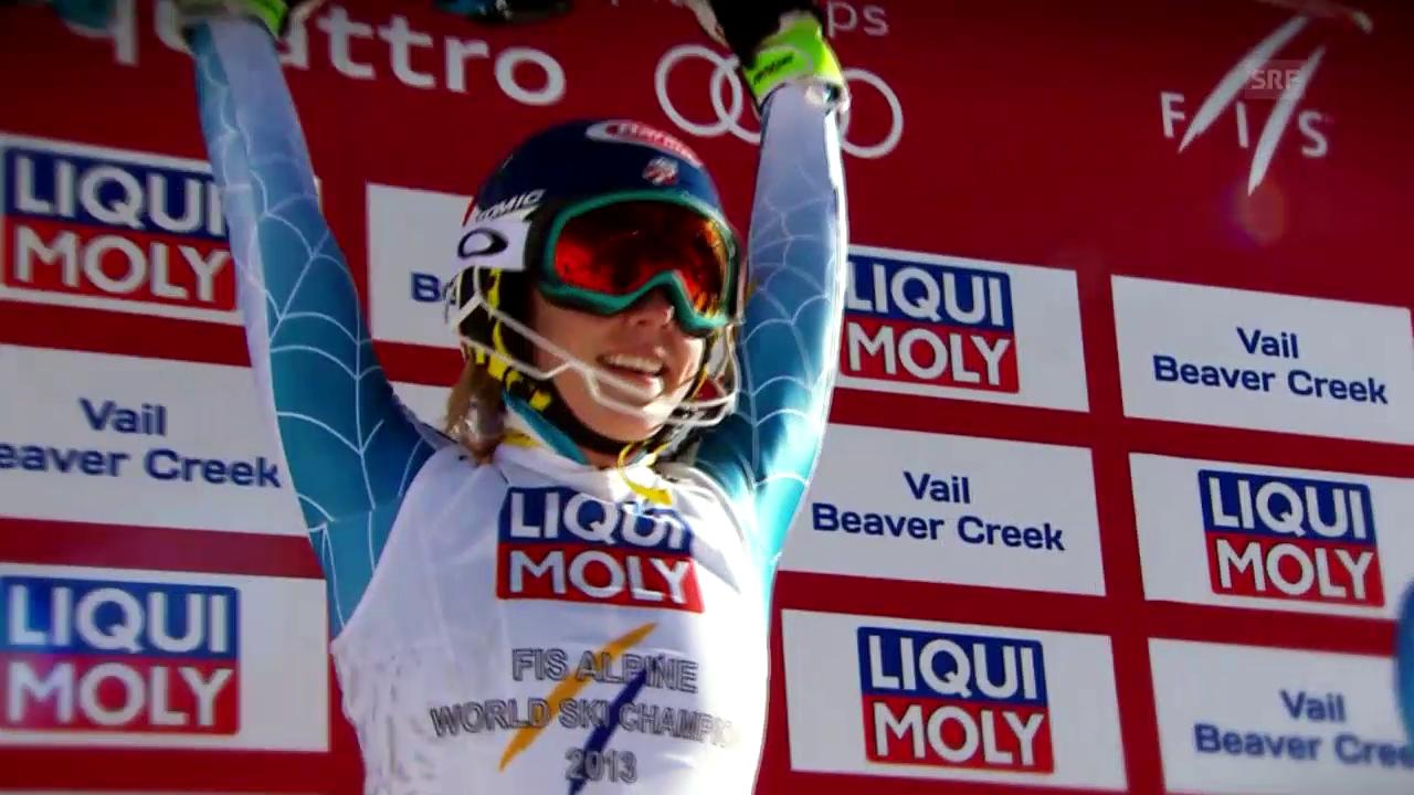 Ski: Die Slalom-Saison von Mikaela Shiffrin