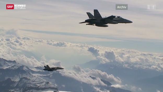 Video «Schweiz aktuell vom 18. Januar 2013» abspielen