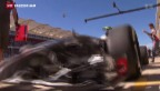 Video «Felipe Nasr fährt neu im Sauber-Team» abspielen
