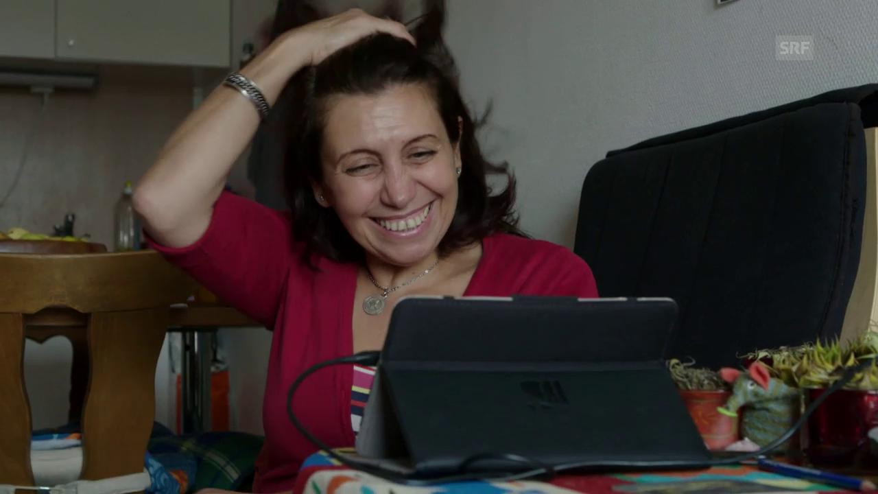 Die Geflüchtete: Amal Naser