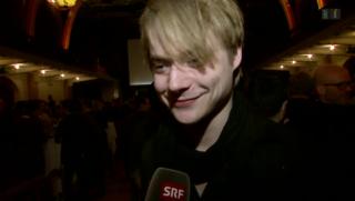 Video «Viel Jubel an der Nacht der Nominationen» abspielen