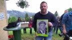 Video «Schwingeraufmarsch bei Brunnen-Einweihung» abspielen