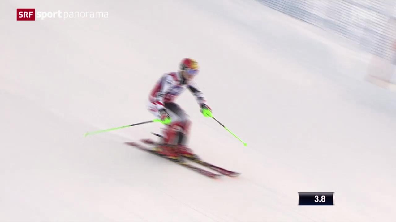 Ski: Weltcup-Slalom der Männer in Levi