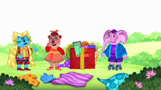 Video «Kater Miro - Wunderplunder» abspielen