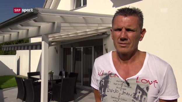 Video «Fussball: Petar Aleksandrov über FCB-Gegner Ludogorets («sportaktuell»)» abspielen
