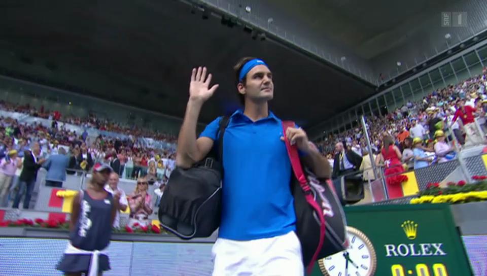 Einigung: Die Federers streiten nicht mehr